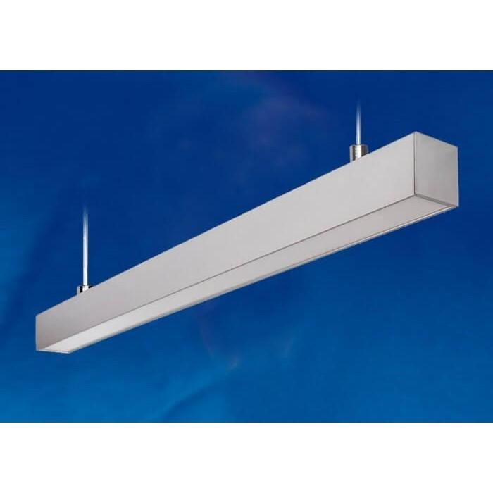 Подвесной светодиодный светильник Uniel ULO-K10D 60W/5000K/L120 IP65 Silver