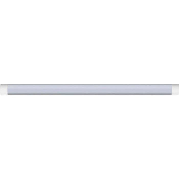 Потолочный светодиодный светильник Uniel ULO-CL150-48W/NW/K Silver