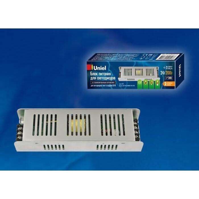Блок питания Uniel UET-VAS-200B20