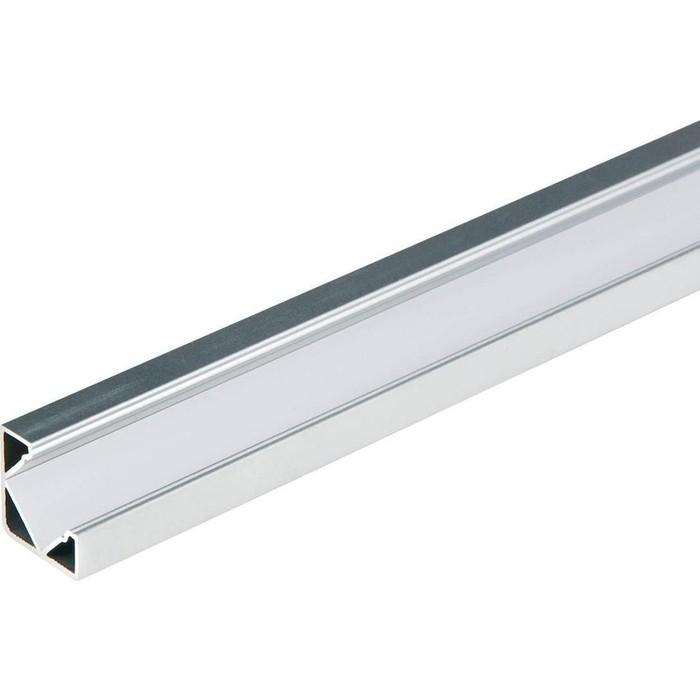 Профиль Uniel UFE-A03 Silver