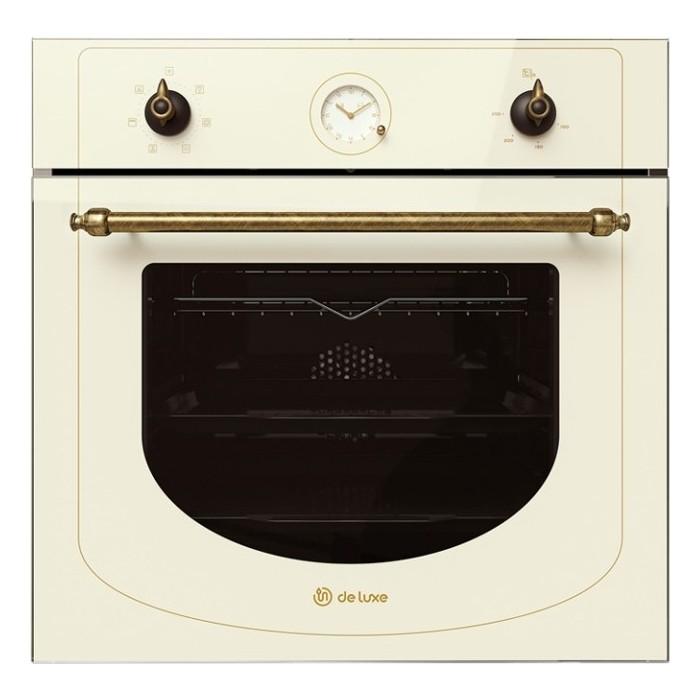Электрический духовой шкаф Electronicsdeluxe 6006.05 эшв-060 встраиваемый электрический духовой шкаф deluxe 6006 03 эшв 033