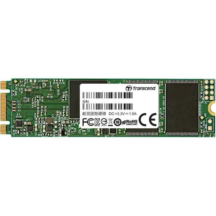 Фото - SSD накопитель Transcend 120Gb M.2 TS120GMTS820S ssd накопитель transcend ts120gmts820s 120gb m 2 2280 sata iii ssd ts120gmts820s