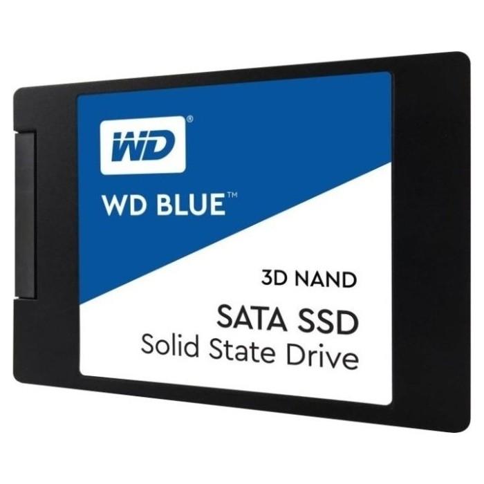 SSD накопитель Western Digital 250Gb WDS250G2B0A Blue 2.5