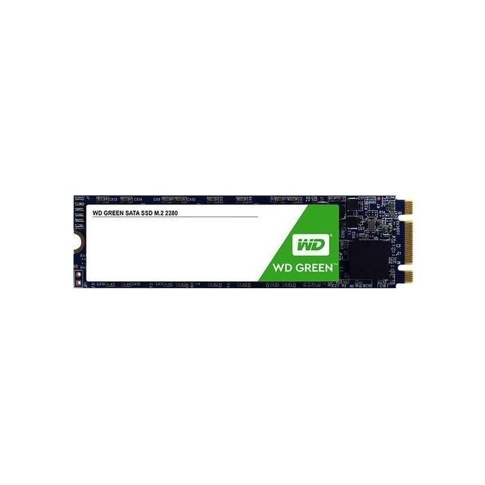 SSD накопитель Western Digital 480Gb WDS480G2G0B Green M.2 2280