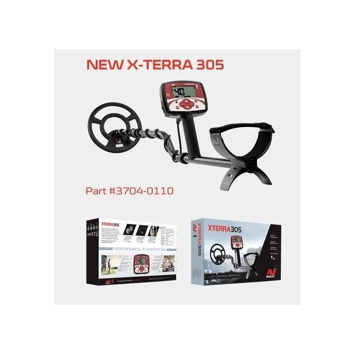Minelab X-Terra 305 NEW