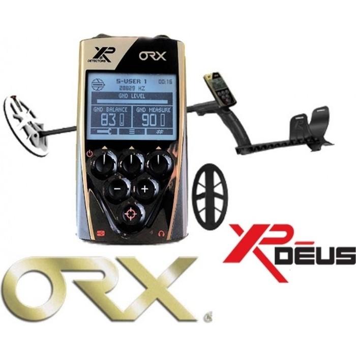 XP ORX (Катушка 24x13 HF, Без наушников, Блок)