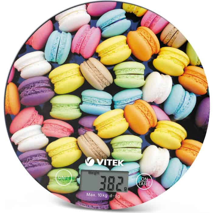 Весы кухонные Vitek VT-2407(MC) пылесос vitek vt 1860 mc