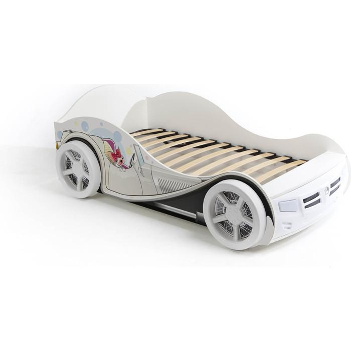 Кровать машина ABC-KING Molly 160x90