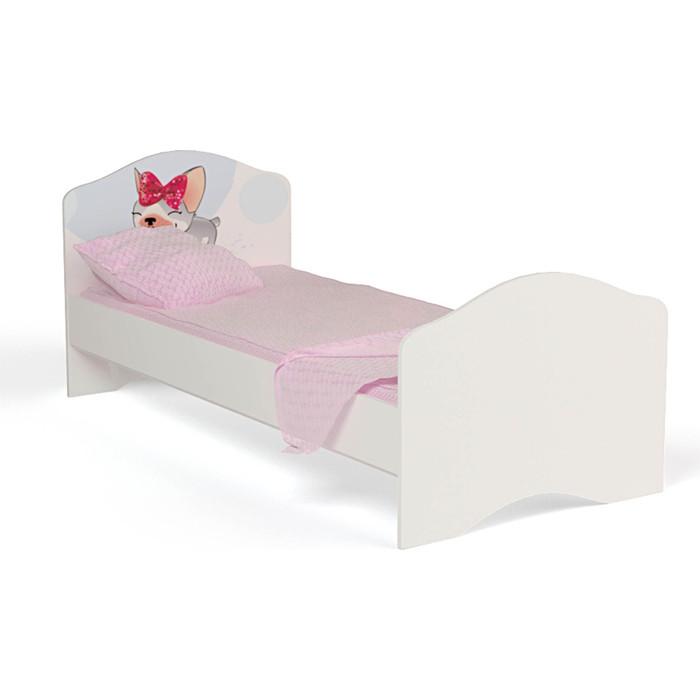 Кровать-классика ABC-KING Molly 160x90 без ящика