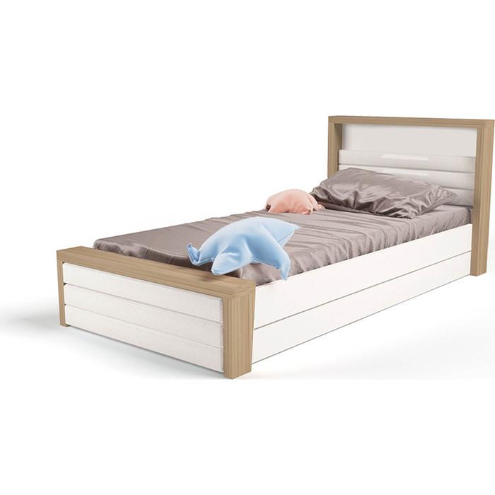 Кровать ABC-KING Mix №4 мягкое изножье 190x90