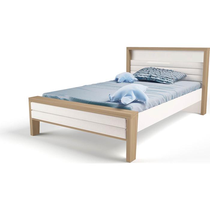 Кровать ABC-KING Mix №2 мягкое изножье 190x120