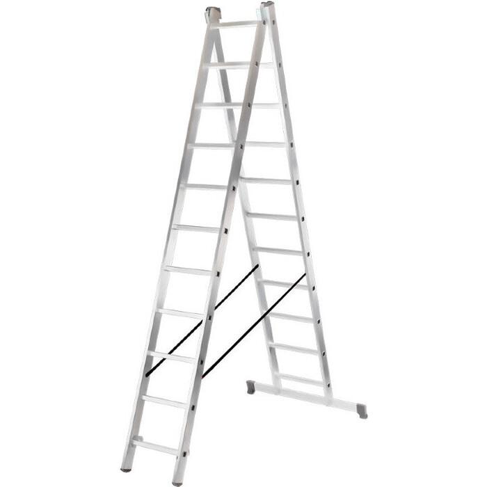 Лестница двухсекционная Вихрь ЛА 2х11