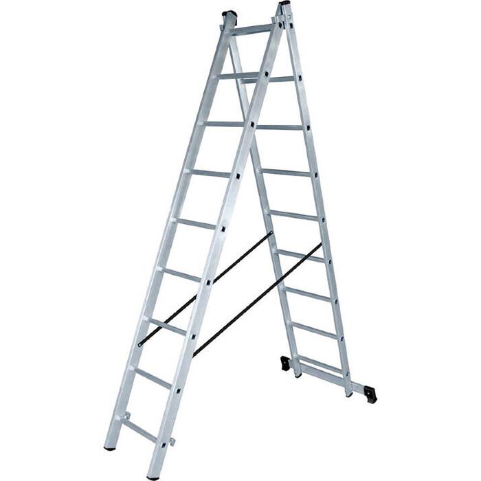 Лестница двухсекционная Вихрь ЛА 2х9