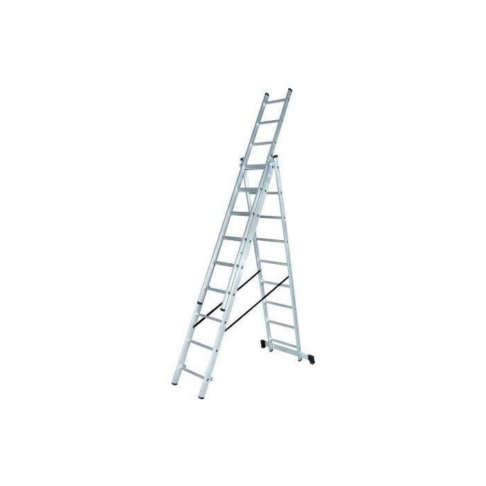 Лестница трехсекционная Вихрь ЛА 3х8