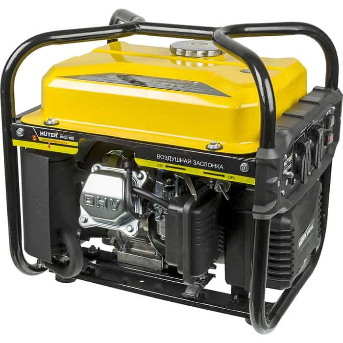 Генератор бензиновый инверторный Huter DN2700i