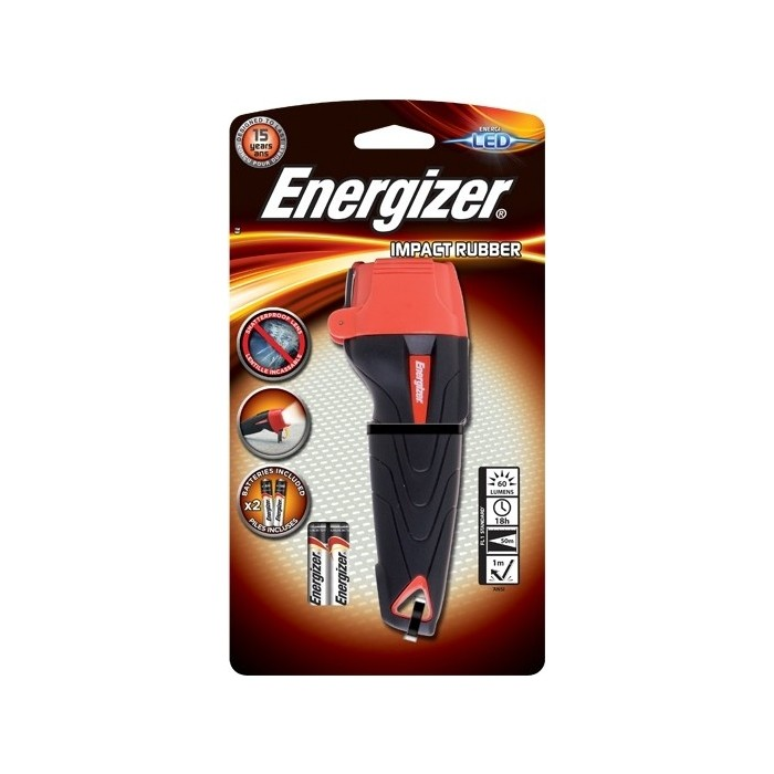 Фонарь ENERGIZER ENR Impact 2xAAA, tray