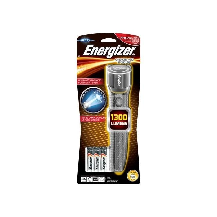 Фонарь ENERGIZER ENR Metal Vision HD 6AA