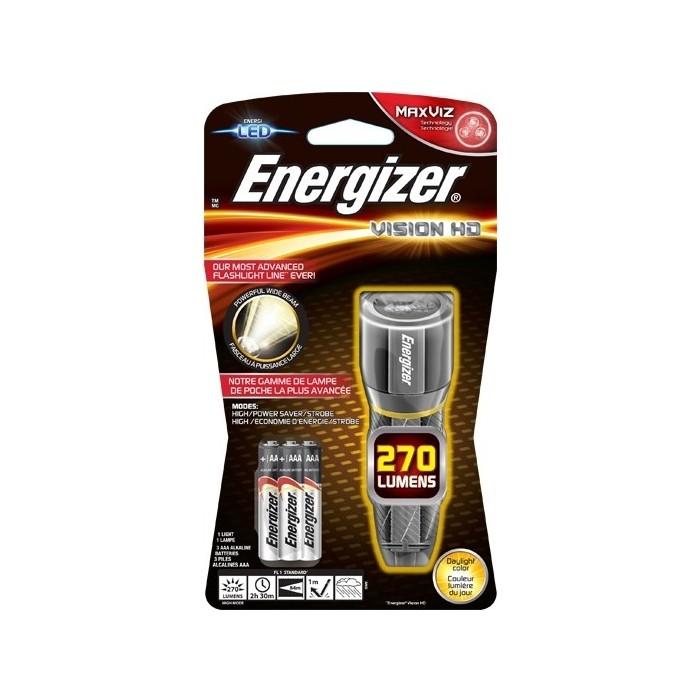 Фонарь ENERGIZER ENR Metal Vision HD 3AAA