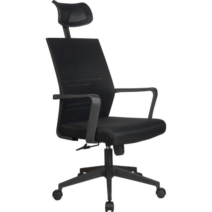 Кресло Riva Chair RCH A818 черная сетка