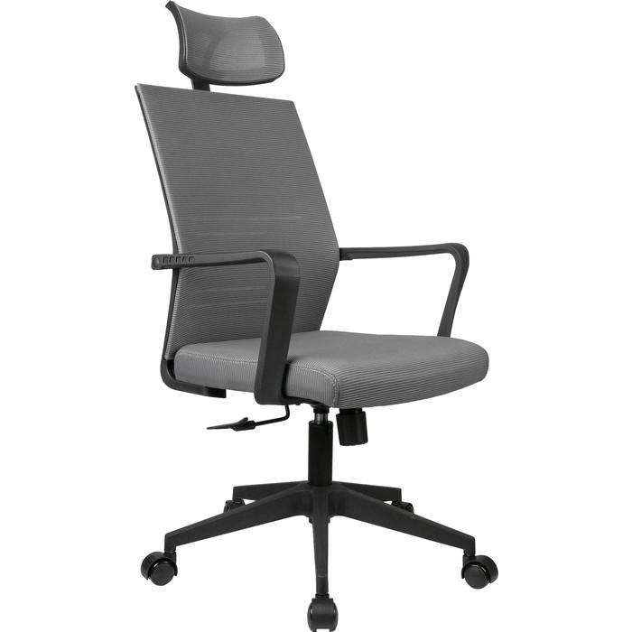 Кресло Riva Chair RCH A818 серая сетка