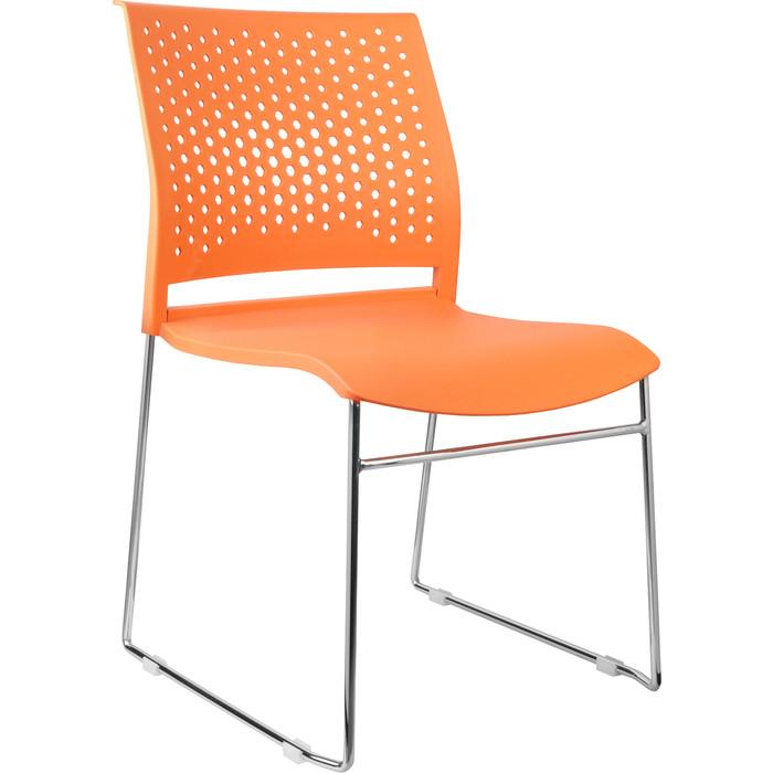 Кресло Riva Chair RCH D918 (D918-1) оранжевый пластик