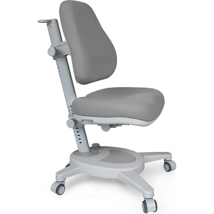 Кресло + чехол Mealux Onyx Y-110 G обивка серая однотонная