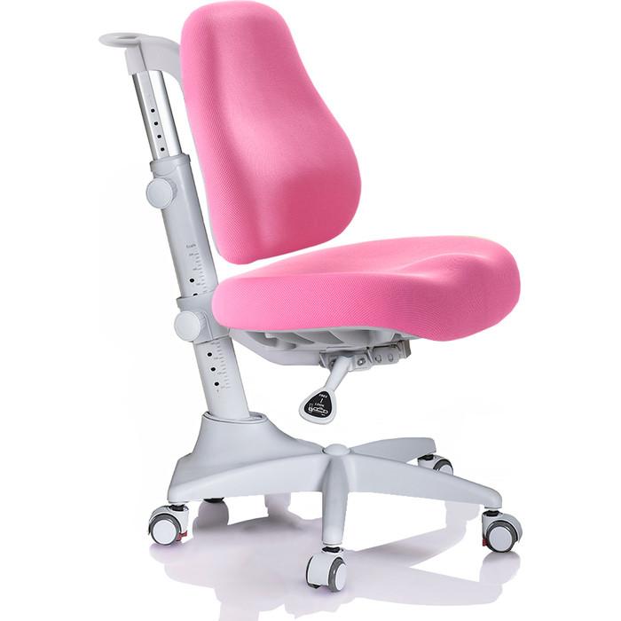 Кресло Mealux Match Y-528 KP/grey base основание серое/обивка розовая однотонная