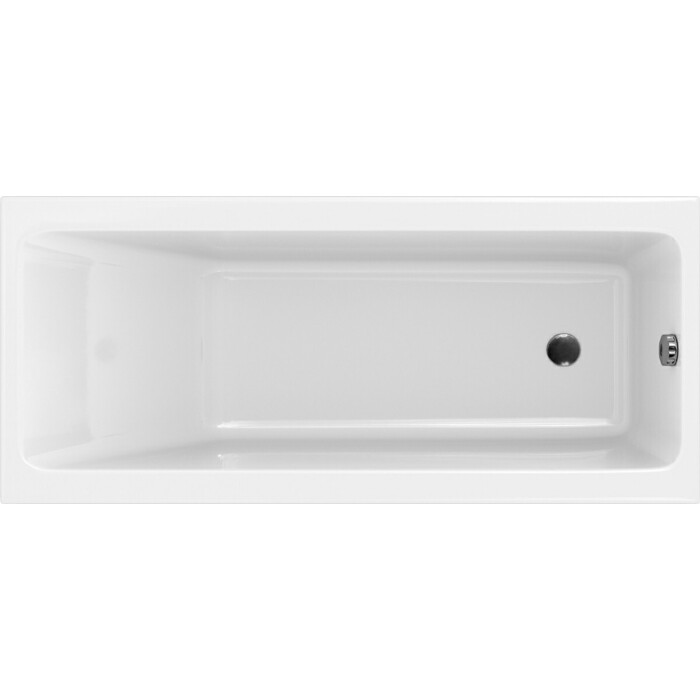 Акриловая ванна Cersanit Crea 170x75 (P-WP-CREA*170NL)