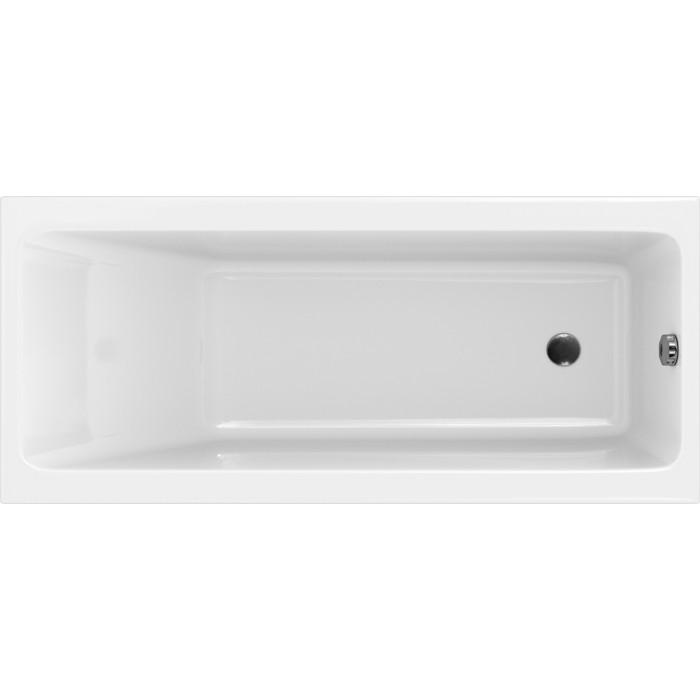 Фото - Акриловая ванна Cersanit Crea 170x75 на ножках (P-WP-CREA*170NL, ZP-SEPW1000001) акриловая ванна cersanit crea p wp crea 150nl 150x75