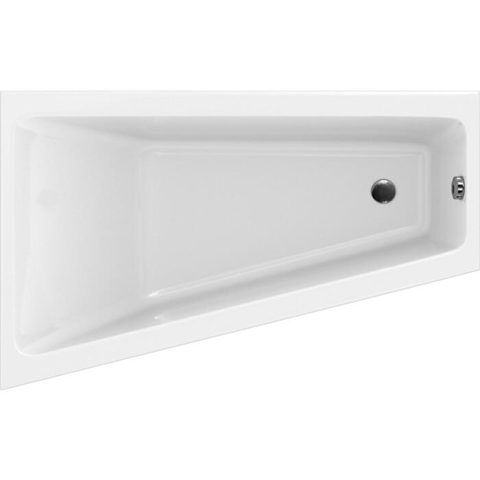 Акриловая ванна Cersanit Crea 160x100 левая (P-WA-CREA*160-LNL)