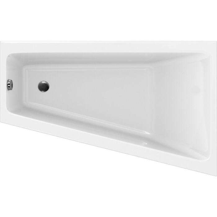 Акриловая ванна Cersanit Crea 160x100 правая (P-WA-CREA*160-RNL)