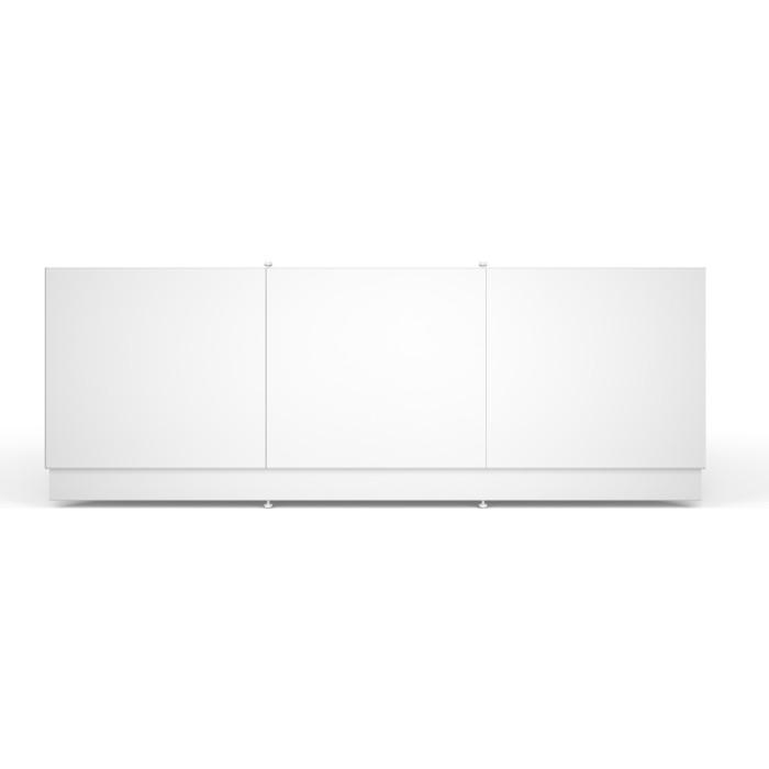 Экран под ванну Cersanit Universal 150 откидной, трехстворчатый (PA-TYPE_CLICK*150-W)