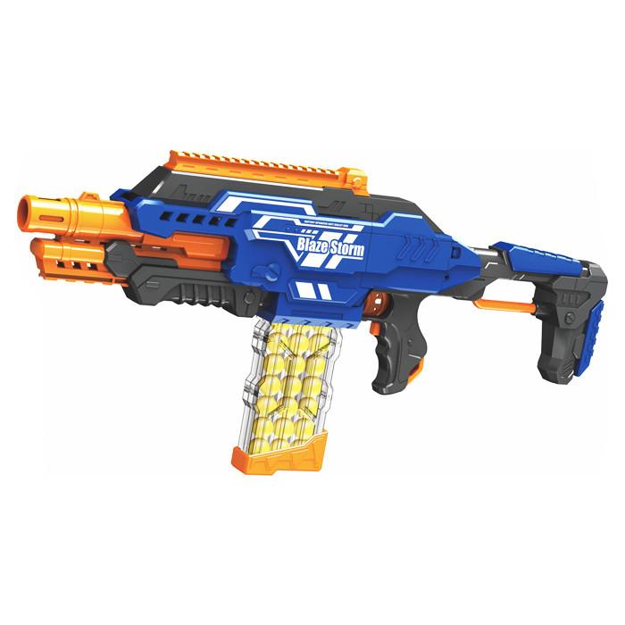 Автомат Zecong Toys с мягкими пулями на батарейках BlazeStorm - ZC7101
