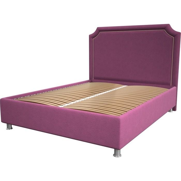 Кровать OrthoSleep Федерика pink ортопед. основание 160x200