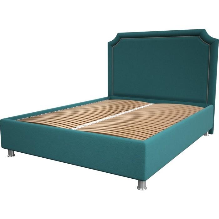 Кровать OrthoSleep Федерика menthol ортопед. основание 180x200