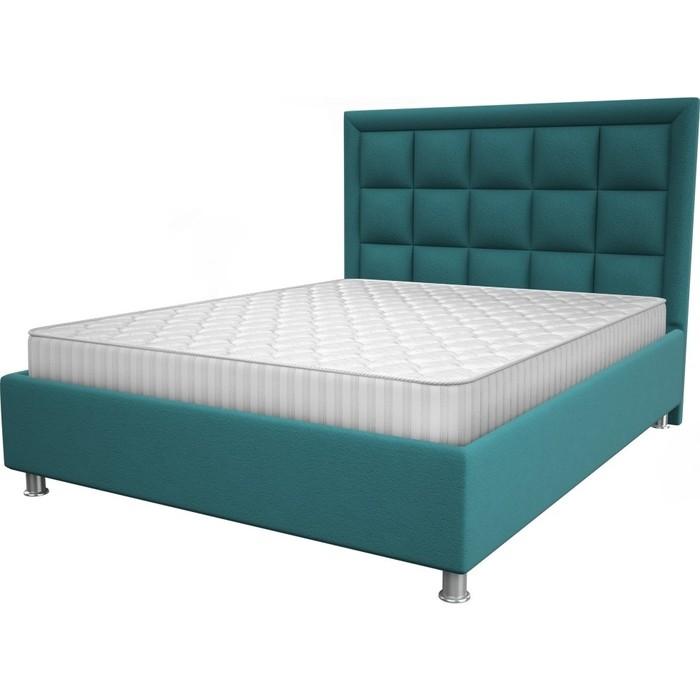 Кровать OrthoSleep Альба menthol жесткое основание 180x200