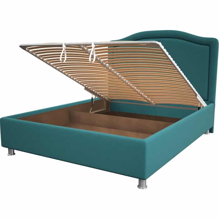 Кровать OrthoSleep Калифорния menthol механизм и ящик 140x200 кровать orthosleep калифорния camel механизм и ящик 140x200