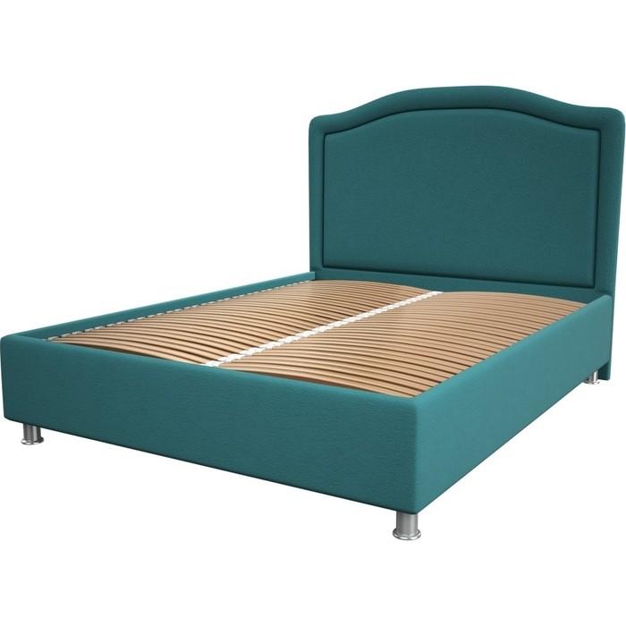 Кровать OrthoSleep Калифорния menthol ортопед. основание 200x200 кровать orthosleep калифорния chocolate ортопед основание 200x200