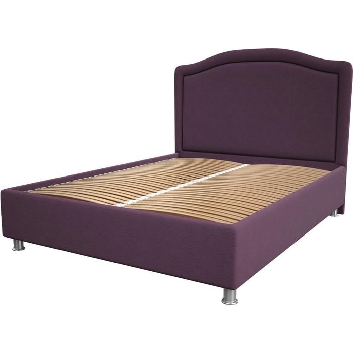 Кровать OrthoSleep Калифорния violet ортопед. основание 200x200