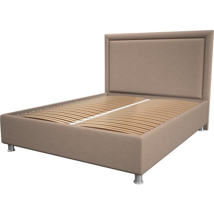 Кровать OrthoSleep Нью-Йорк cream ортопед. основание 90x200