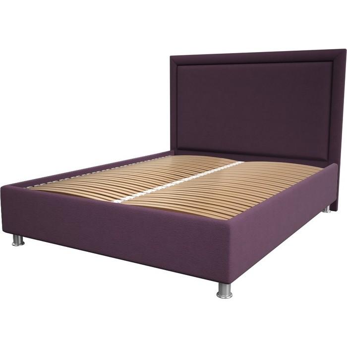 Кровать OrthoSleep Нью-Йорк violet ортопед. основание 90x200
