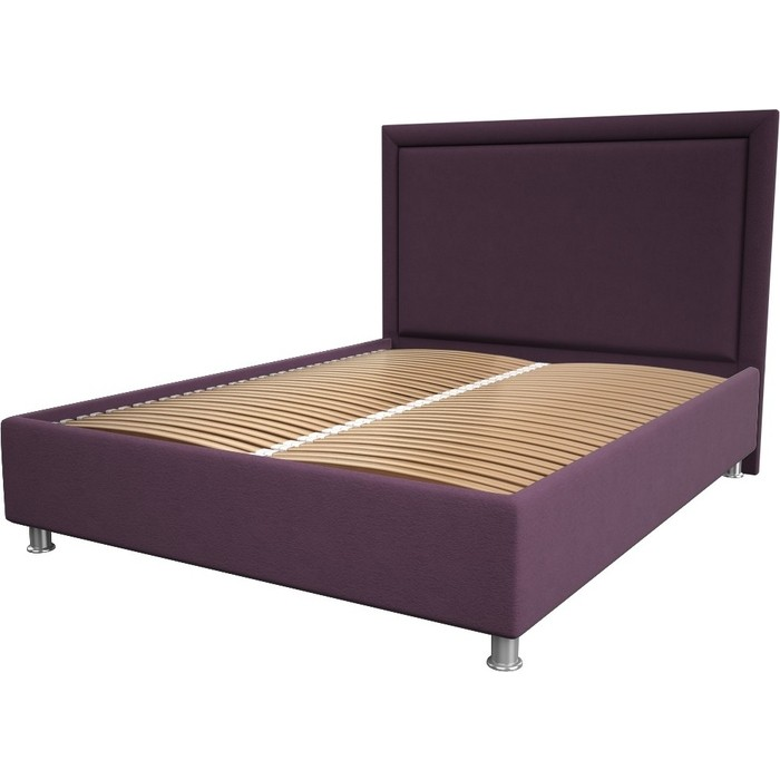 Кровать OrthoSleep Нью-Йорк violet ортопед. основание 160x200