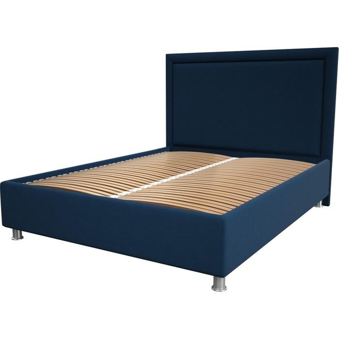 Кровать OrthoSleep Нью-Йорк blue ортопед. основание 180x200
