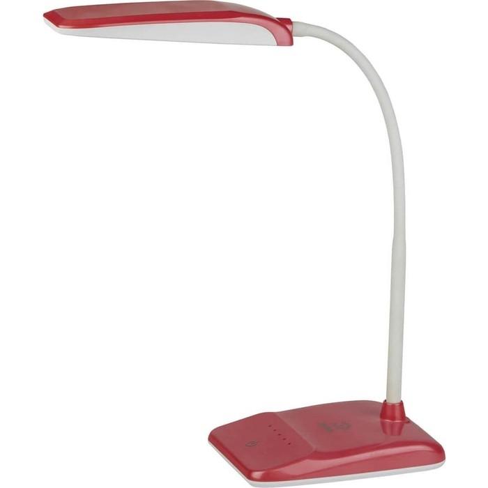 Настольная лампа ЭРА NLED-447-9W-R