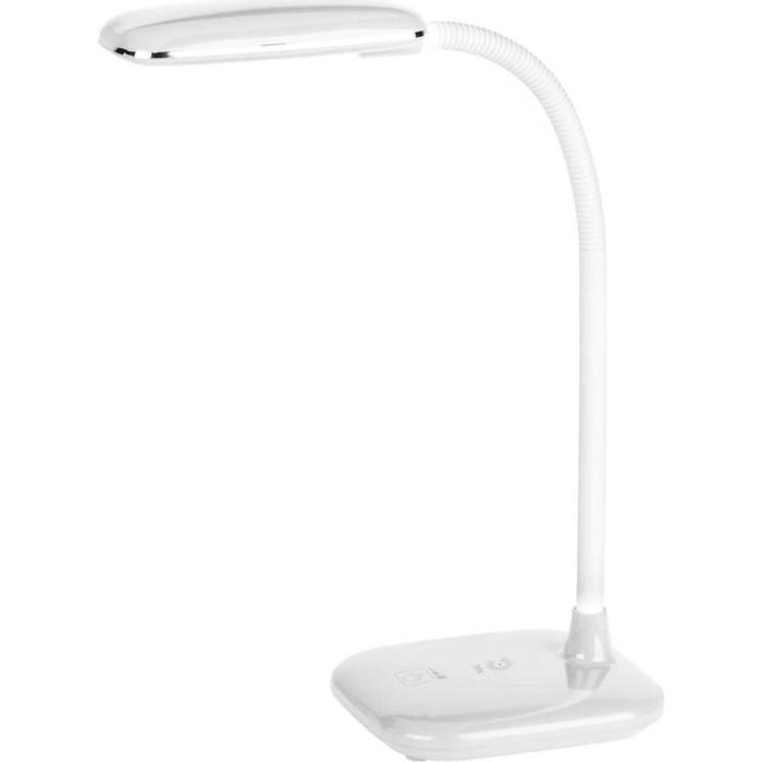 Настольная лампа ЭРА NLED-451-5W-W