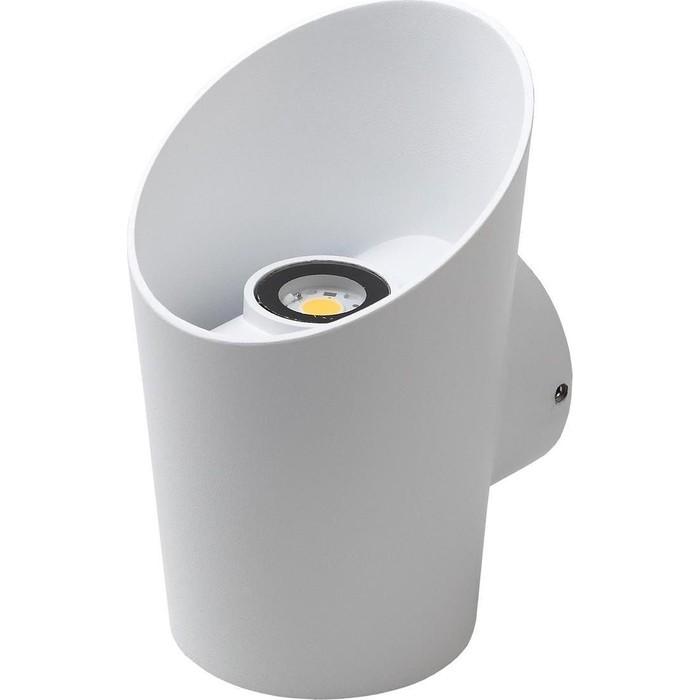 Настенный светодиодный светильник ЭРА WL4 WH