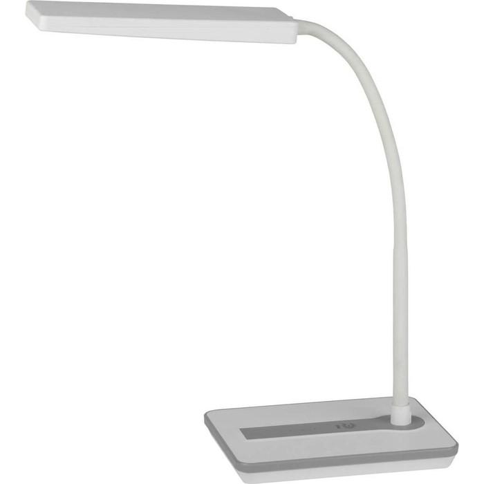 Настольная лампа ЭРА NLED-446-9W-W