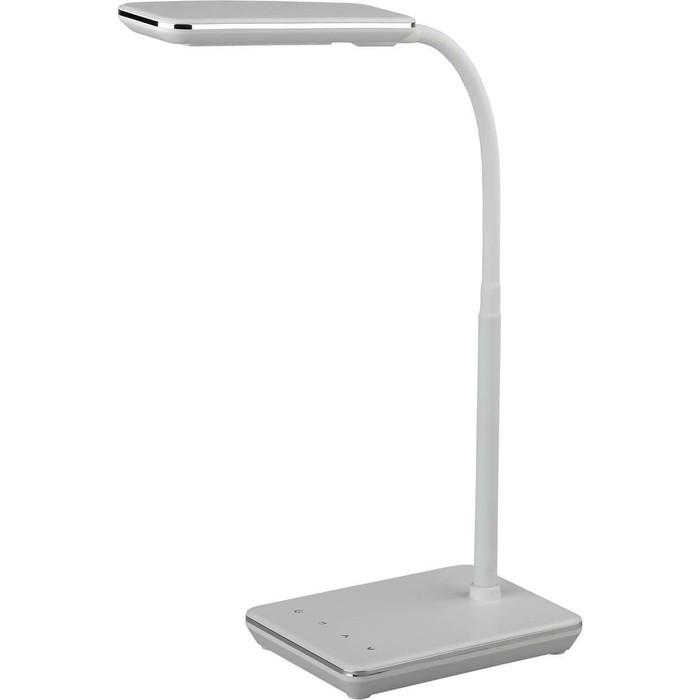 Настольная лампа ЭРА NLED-464-7W-W