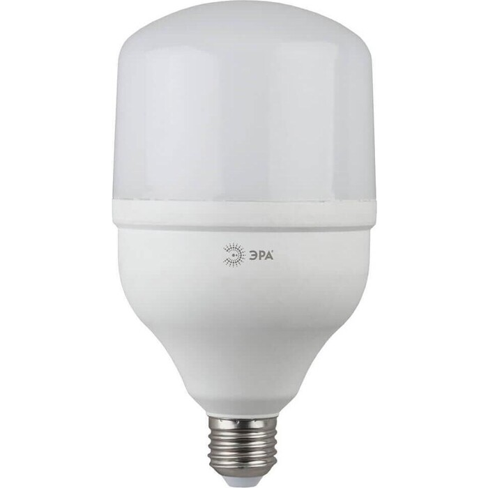 Лампа светодиодная ЭРА LED POWER T120-40W-6500-E27