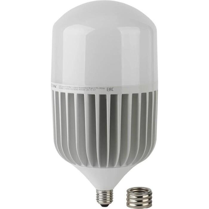 Лампа светодиодная ЭРА LED POWER T160-100W-4000-E27/E40